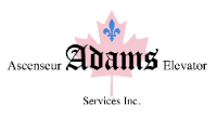 Ascenseur Adams Elevator Services Inc.