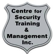 Centre for Security Training and Management Inc.