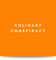Culinary Conspiracy