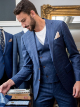 Brimble & Clark DC : Custom Suits and Menswear