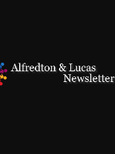 Alfredton and Lucas Newsletter