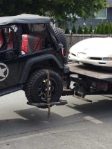 Burnaby Towing Services
