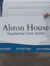 Alston House Care Home Leicester